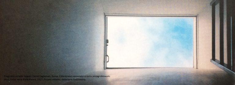 David Eagleman, Suma. Czterdzieści opowieści o życiu pozagrobowym