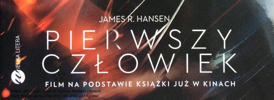 James Hansen Pierwszy człowiek