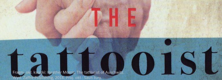 Heather Morris, The tattooist of Auschwitz