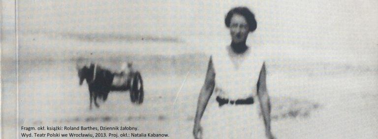 Roland Barthes, Dziennik żałobny