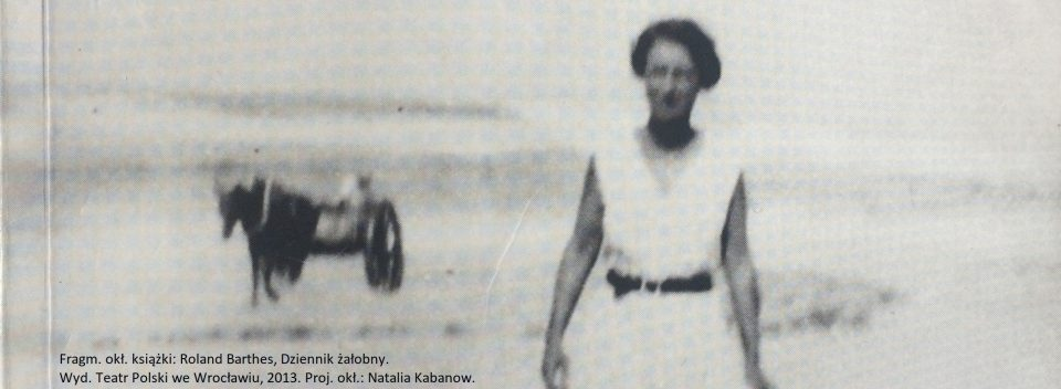 Roland Barthes Dziennik żałobny