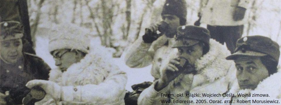 Wojciech Cieśla Wojna zimowa