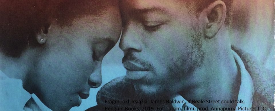 James Baldwin If Beale Str could talk