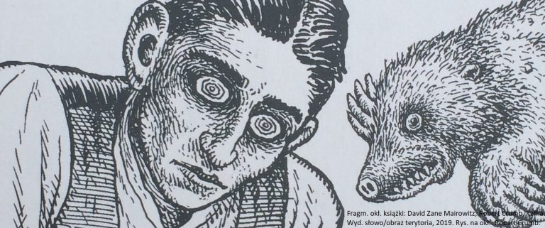 David Zane Mairowitz, Robert Crumb, Kafka