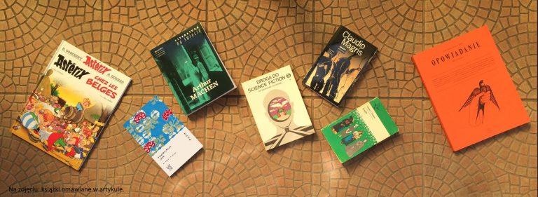Tydzień z literaturą — 7 książek na 7 dni