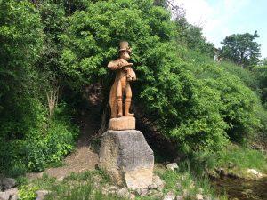 Chrząszcz w Szczebrzeszynie