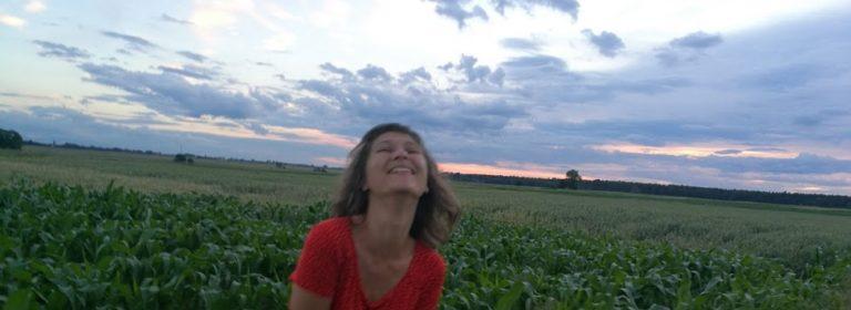 Pisząc, wierzę sobie. Rozmowa z Katarzyną Michalczak