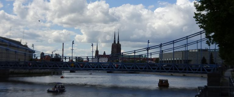 Wrocławskie wyspy