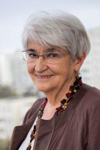 Hanna Karpińska. Fot. Ewa Modestowicz.