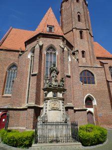 Jan Nepomucen kościół pw św Macieja